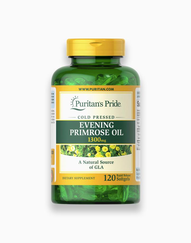Evening Primrose Oil 1300mg (120 Softgels) by Puritan's Pride