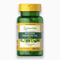Re mv 76128 3632 evening primrose oil 500 mg with gla 100 softgels