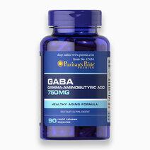 Re mv 76140 17610 gaba gamma aminobutyric acid 750mg 90 capsules