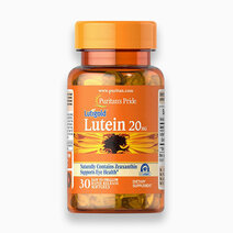 Mv 75982 4900 lutein 20 mg with zeaxanthin 30 softgels