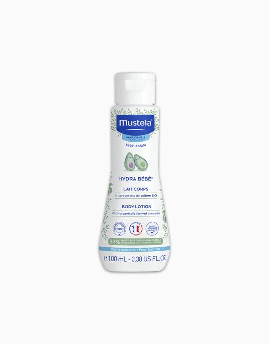 Hydrabebe Body Lotion (100ml) by Mustela