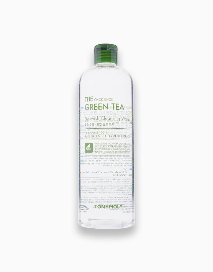 The Chok Chok Green Tea Cleansing Water (500ml) by Tony Moly
