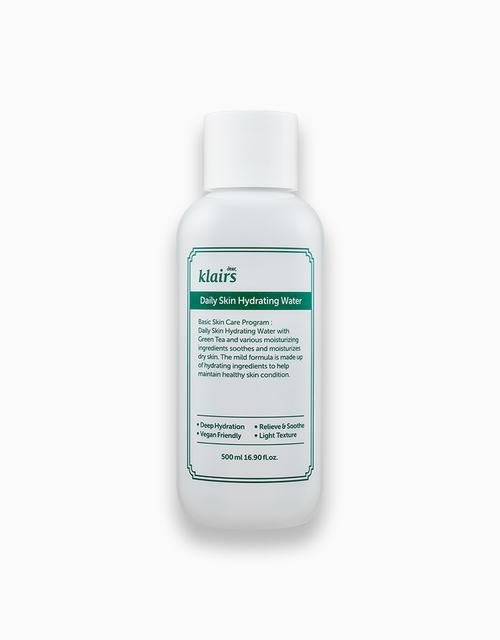 Daily Skin Hydrating Water (500ml) by Dear Klairs