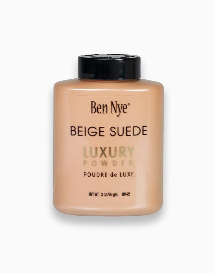 Luxury Powder by Ben Nye   Beige Suede