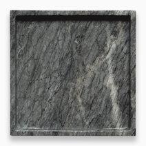 Re 8x8 square tray black