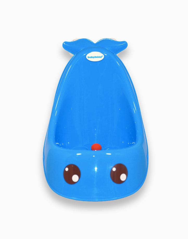 Whale Urinal by Babyhood | Blue