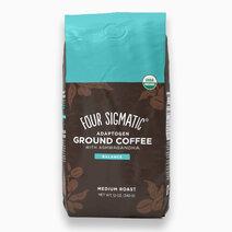 Adaptogen Ground Coffee w/ Ashwagandha by Four Sigmatic