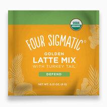 Golden Latte Mix w/ Turkey Tail Sachet by Four Sigmatic