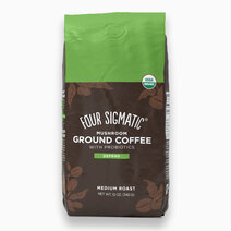 Ground Mushroom Coffee with Probiotics by Four Sigmatic