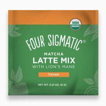 Matcha Latte Mix w/ Lion's Mane Sachet by Four Sigmatic
