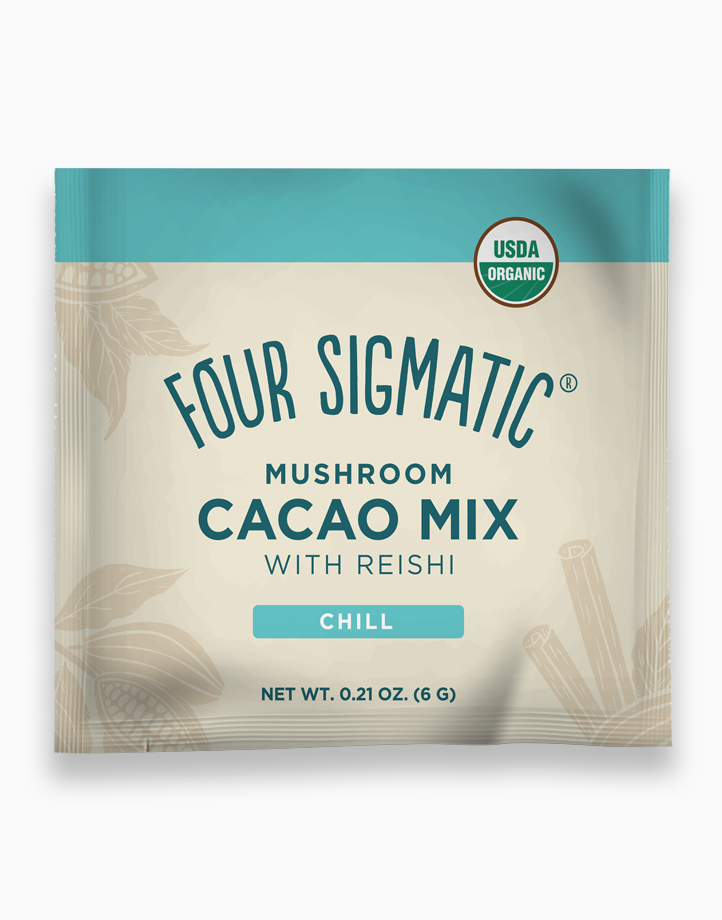 Mushroom Cacao Mix with Reishi by Four Sigmatic