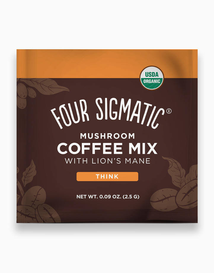 Mushroom Coffee Mix with Lion's Mane Sachet by Four Sigmatic