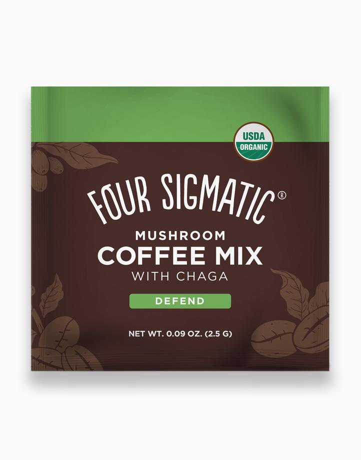Mushroom Coffee Mix with Chaga Sachet by Four Sigmatic