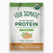 Plant-based Protein Peanut Butter Sachet by Four Sigmatic