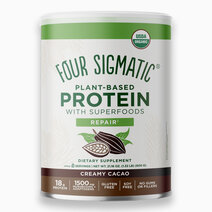Plant-based Protein with Superfoods Creamy Cacao by Four Sigmatic