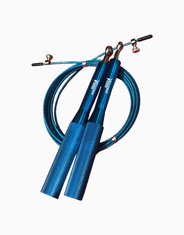 Lightning Speed Rope by Manila Athletica | Aquamarine
