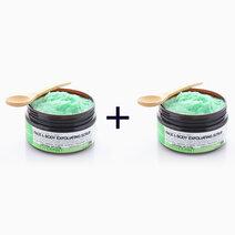 Re b1t1 danni parcca face   body exfoliating scrub in peppermint %28400g%29