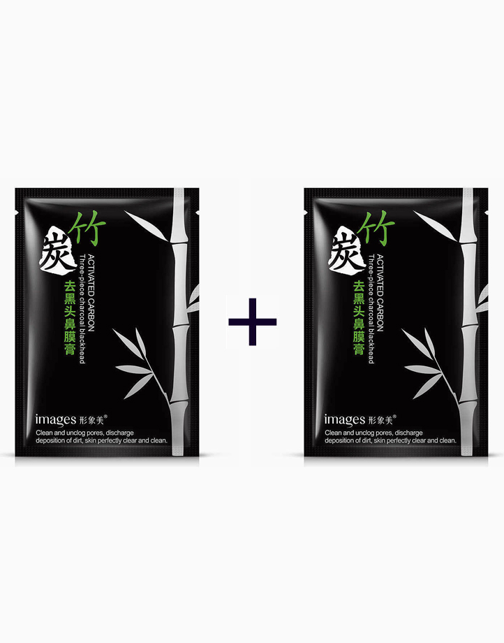 Blackhead Activated Carbon Sachet (Buy 1, Take 1) by Images