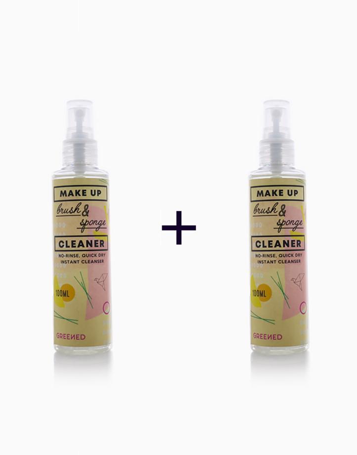 Greened Brush & Sponge Cleaner (Buy 1, Take 1) by LivStore | Jasmine and Orange Oil