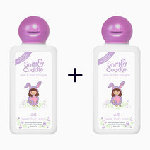 Re b1t1 sniff   cuddle aloe   oats cologne in doll sweet fruity scent %2870ml%29