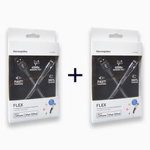 Flex 1.2m MFI Lightning Cable for iPhone (Buy 1, Take 1) by thecoopidea