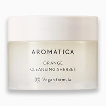 Orange Cleansing Sherbet (12g) by Aromatica