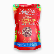 Strawberry yogurt granola