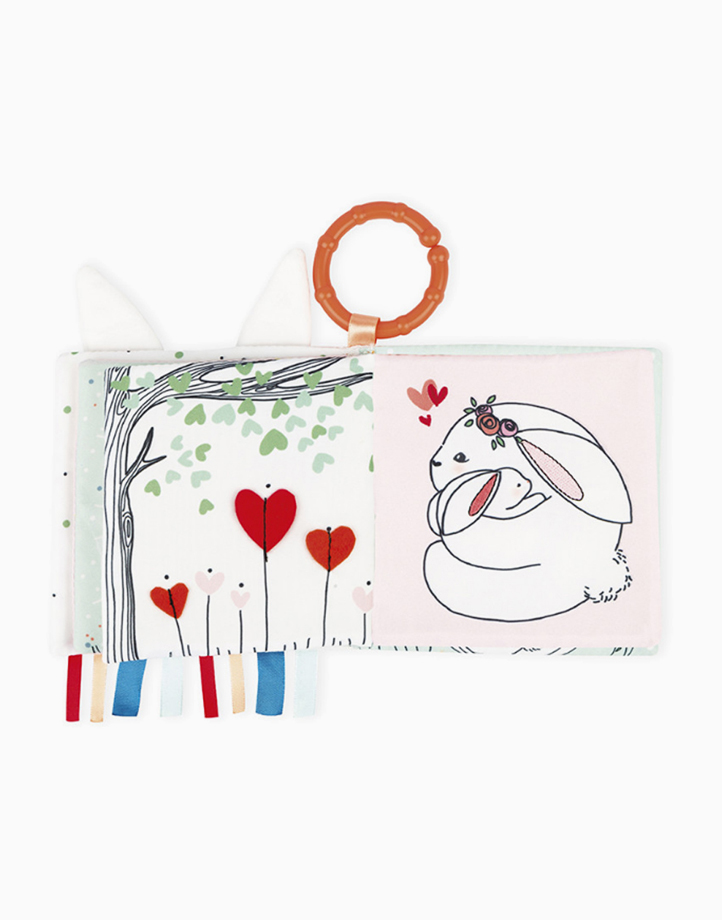 Activity Book (Small) by Kaloo | The Bunny In Love