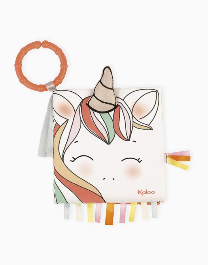 Activity Book (Small) by Kaloo | The Happy Unicorn
