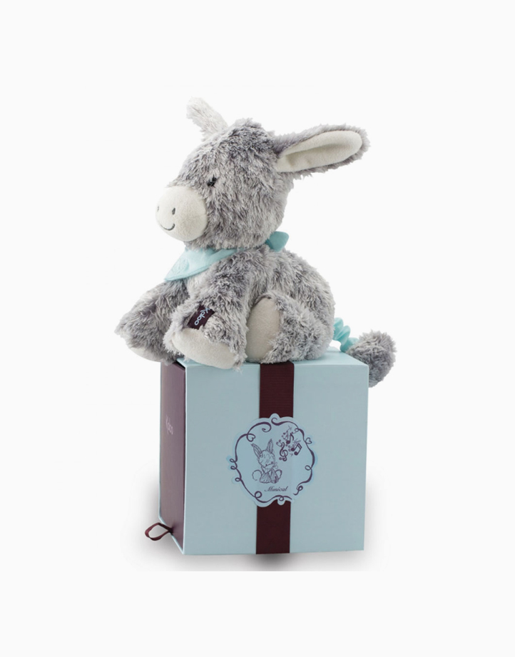 Les Amis - Regliss' Donkey Musical (25cm) by Kaloo