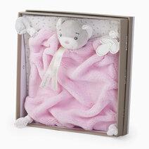 Plume - Doudou Bear Pink by Kaloo