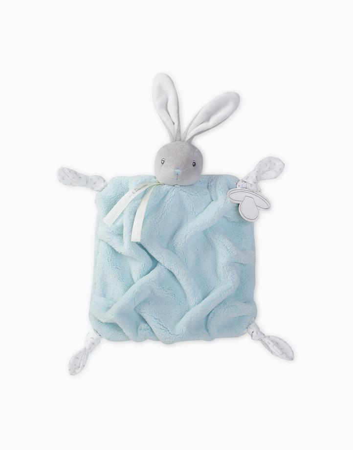 Plume - Doudou Rabbit Aqua by Kaloo