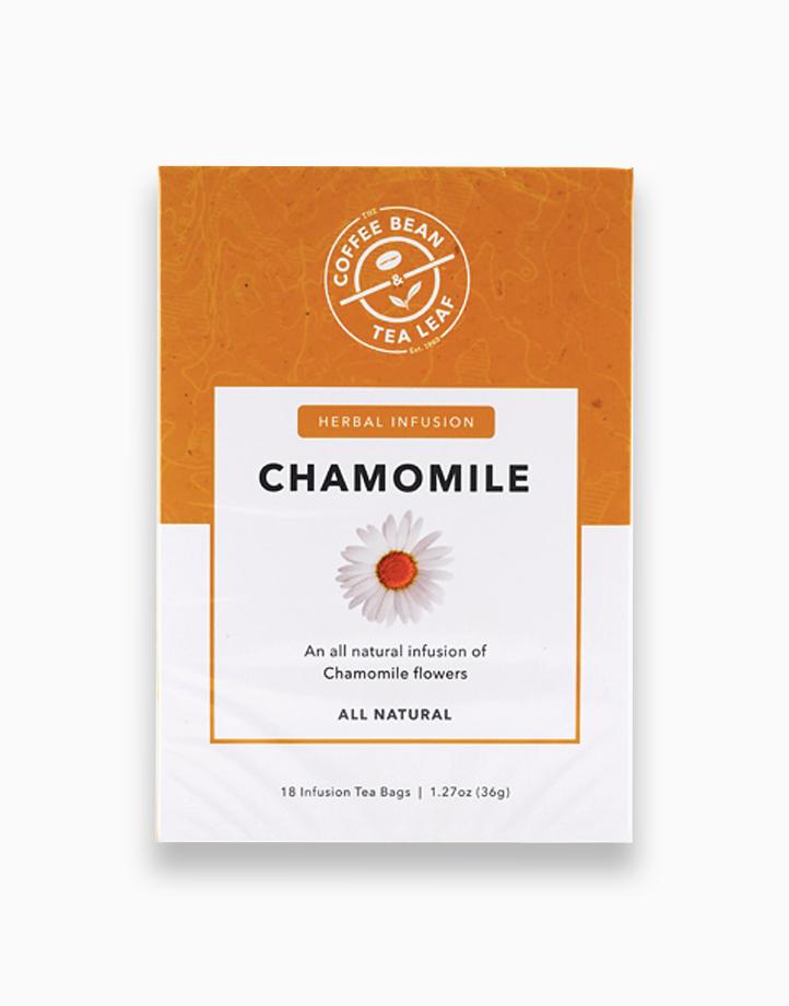 Fresh Leaf Tea Chamomile (2g x 18 sachets) (2 boxes) by The Coffee Bean & Tea Leaf