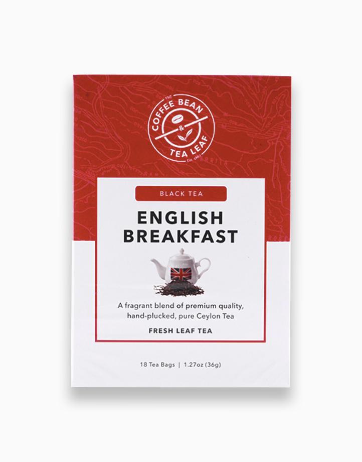 Fresh Leaf Tea English Breakfast (2g x 18 sachets) (2 boxes) by The Coffee Bean & Tea Leaf