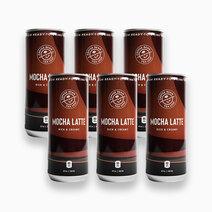 The coffee bean   tea leaf mocha latte 240ml %286 cans%29 1
