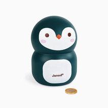 Janod penguin moneybox 1