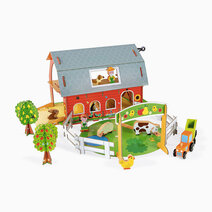 Janod story animal farm 1