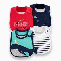 Re carter s baby boy 3 pack toothing bibs