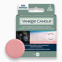 Re yankee candles pink sands   car powered fragrance diffuser refill