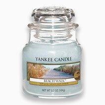 Re yankee candles beach walk   classic small jar candle