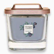 Dark Berries Small Elevation Candle by Yankee Candle