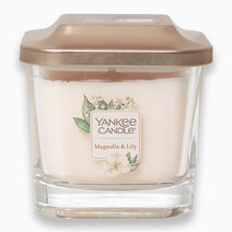 Re yankee candles magnolia and lily   small elevation candle