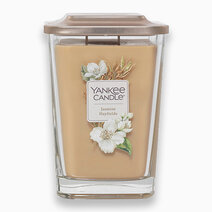 Jasmine Hayfields Large Elevation Candle by Yankee Candle