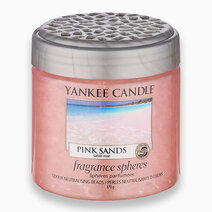Re yankee candles pink sands   fragrance spheres