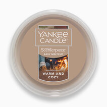 Warm and Cozy Scenterpiece Easy MeltCup by Yankee Candle