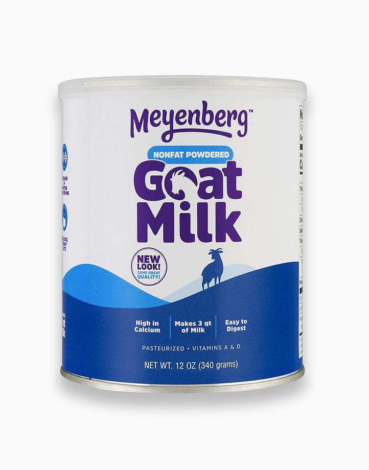 Nonfat Powdered Goat Milk - Vitamins A & D, Gluten Free, Soy Free (12oz) by Meyenberg