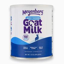 Meyenberg nonfat powdered goat milk  12 oz  vitamins a   d  gluten free  soy free front 1