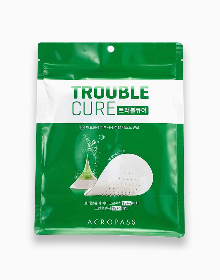Trouble Cure (18 + 4 Pack) by Acropass