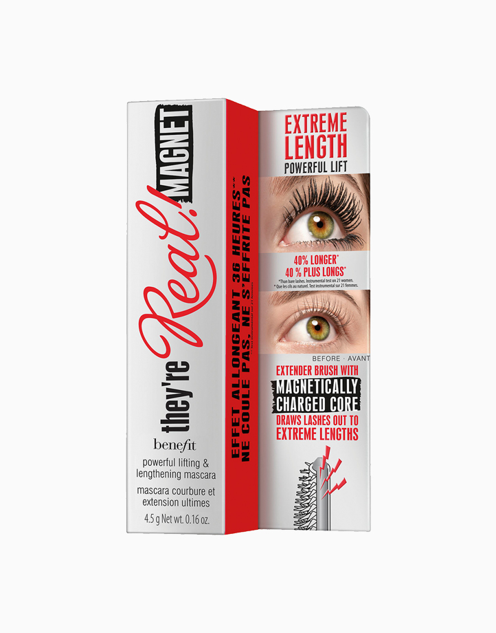 They're Real! Magnet Mini Mascara by Benefit