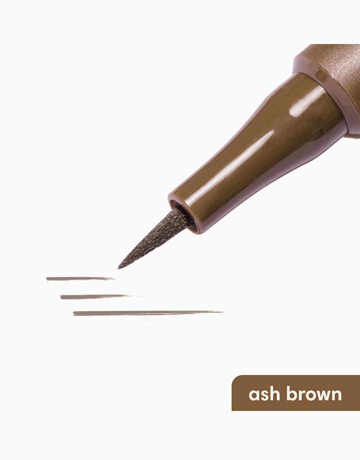 Lifebrow Micromarker (Liquid Brow Pen) by Sunnies Face | Ash Brown